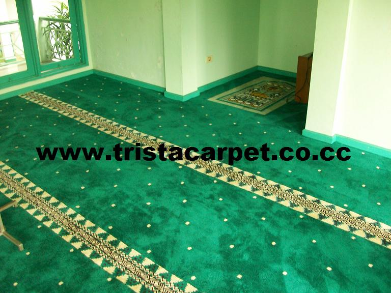 KARPET SAJADAH HANDMADE CUSTOMIZED