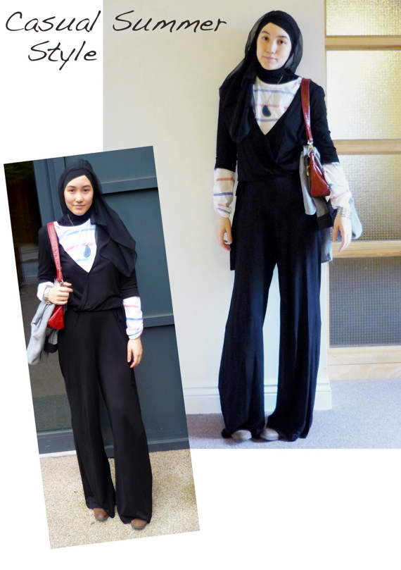 Nouzone Muslimah Fashion World