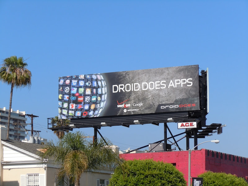 Droid does apps billboard