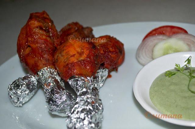 Kabab, Kebab, Tangdi Kabab