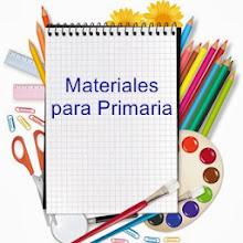 MATERIALES DE PRIMARIA