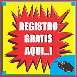 REGISTRO GRATIS....!!!