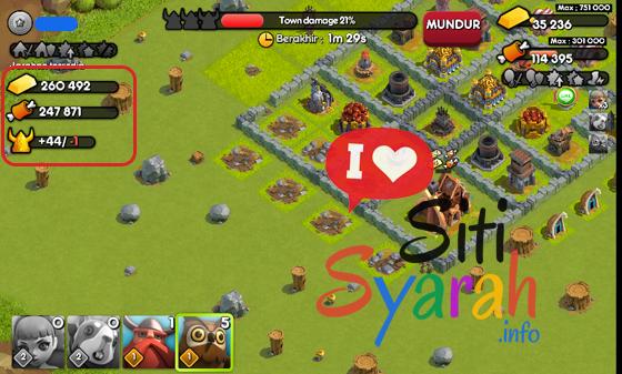 strategi clash of vikings