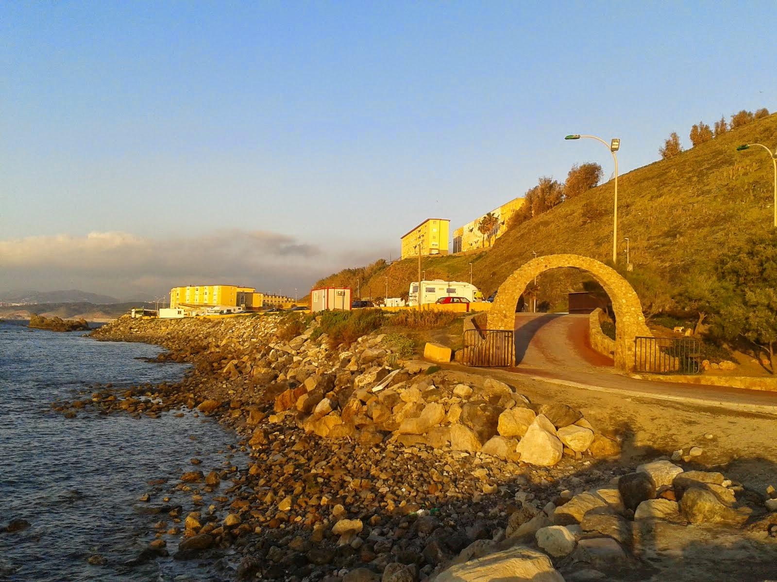 Estacionamiento en Ceuta