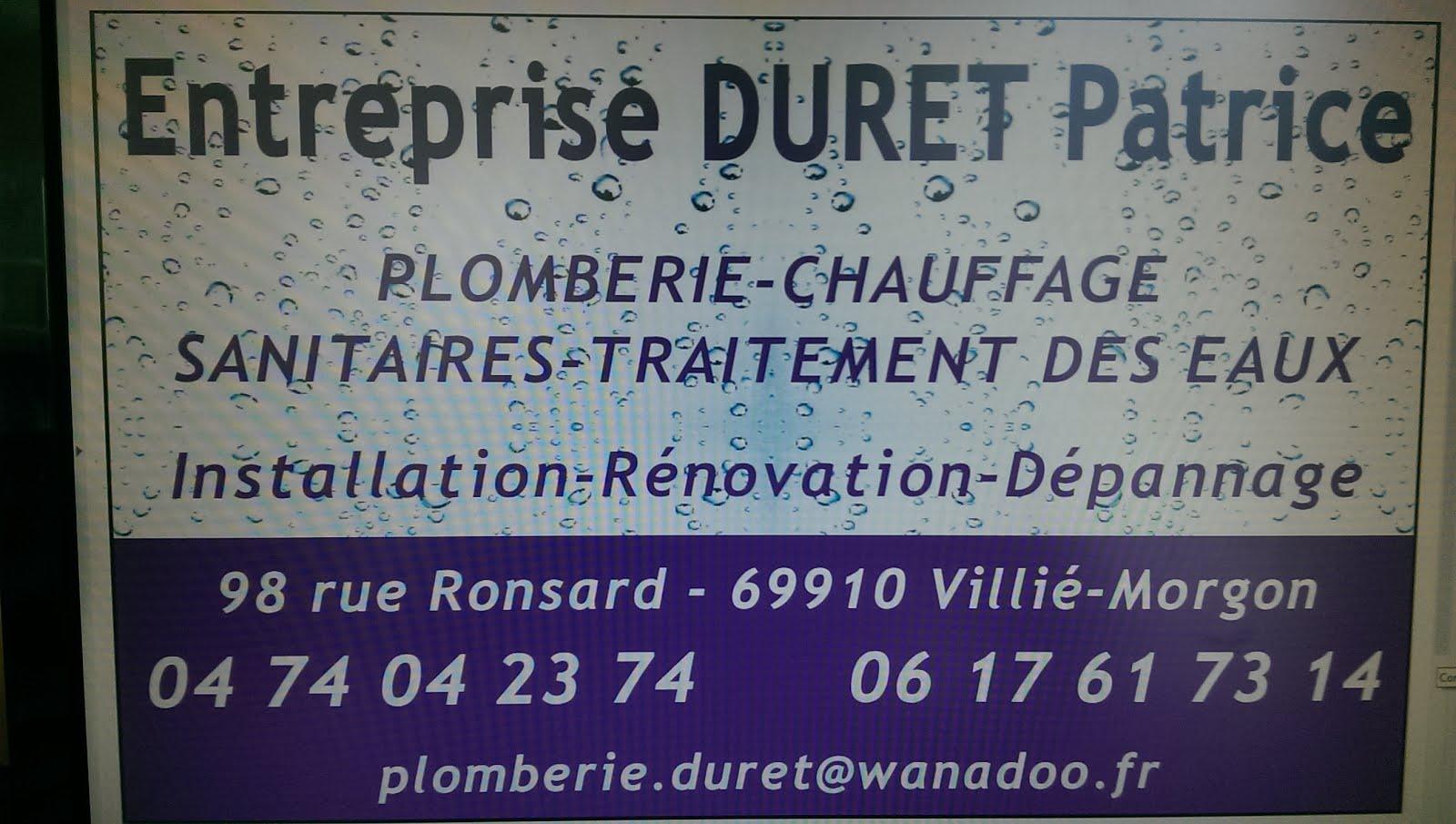 Entreprise DURET Patrice