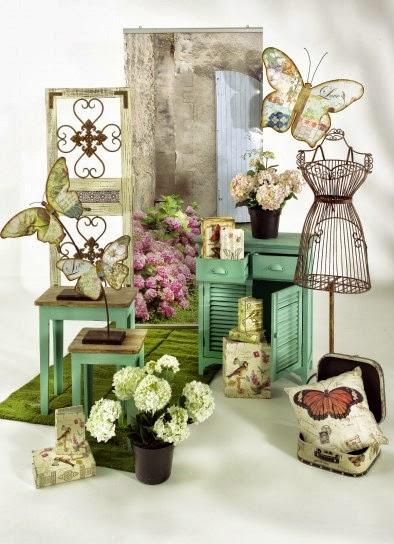 La favola incantata le ultime dal blog - Decorazioni primavera ...