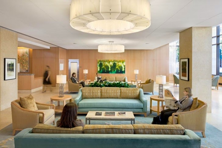 Don 39 t settle for a boring reception area for Waiting room interior design ideas