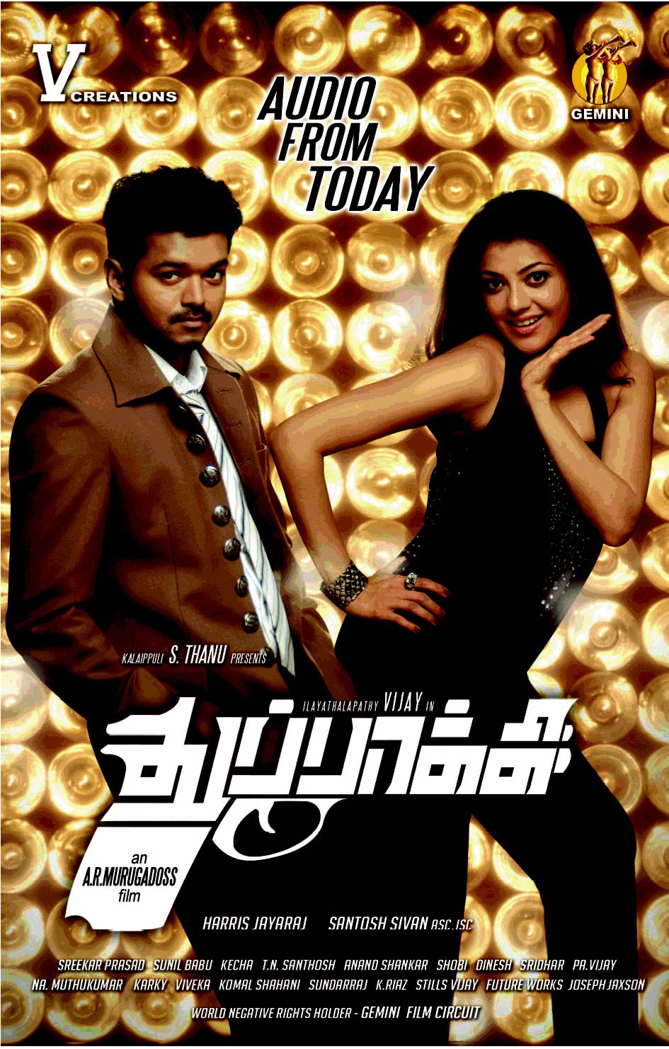 Vijay's Thuppakki release date