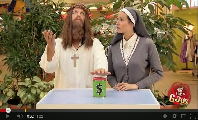 http://funkidos.com/videos-collection/funny-videos/jesus-makes-money