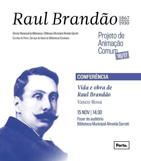 Vida e Obra de Raul Brandão