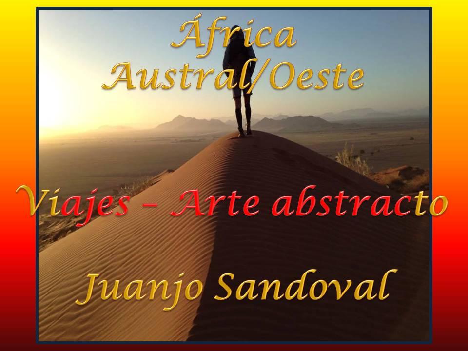Juanjo Sandoval - Arte, diseño, viajes