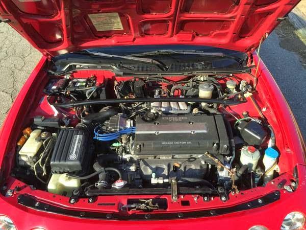 Daily Turismo K Stock Original Owner Acura Integra GSR - 1995 acura integra engine