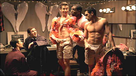 gay leather bar los angeles