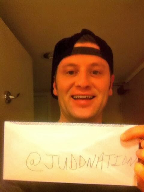 Judd's Official Twitter Account