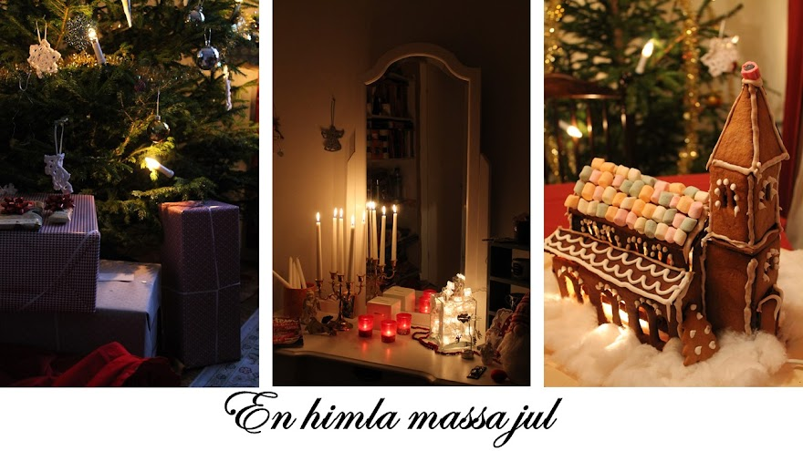 En himla massa jul - En julblogg