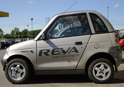 Reva-i Car Specification