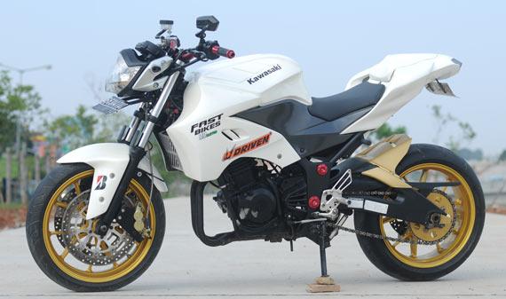 Modifikasi Kawasaki Ninja 250R. title=