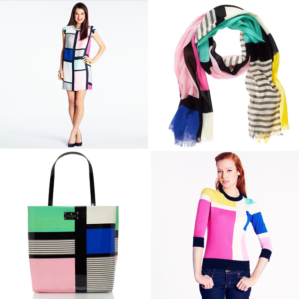 kate spade new york mondrian collection