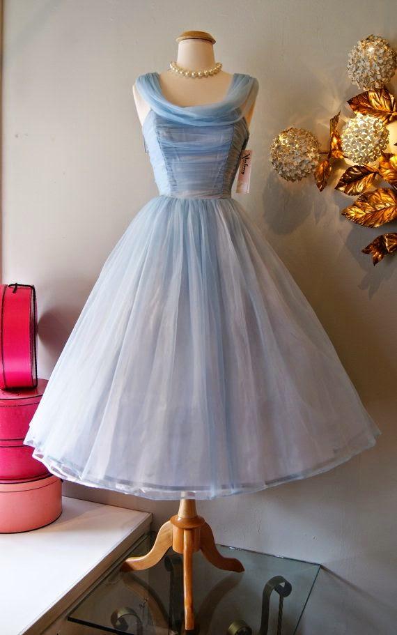 Cinderella dress vintage