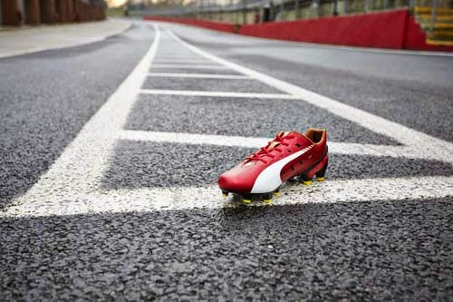 Limited Edition Puma evoSPEED 1.3 F947 FG Part of Ferrari Icon Colletion