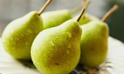 Buah Pir, Baik Untuk Diabetes dan Darah Tinggi