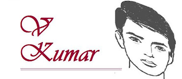 V Kumar: The Author