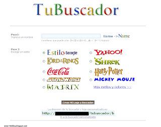 Script tu buscador personalizado para tu web Tubuscador