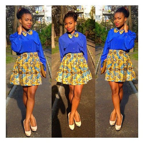 Latest Ankara Dress Styles