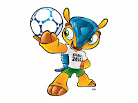 mascot for fifa world cup tournament format