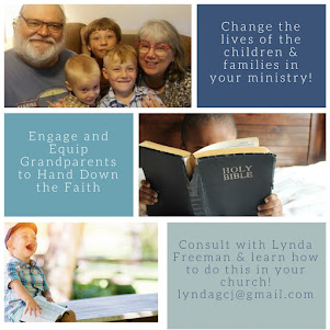 Change the Lives of the Children in Your Ministry - Engage Grandparents!
