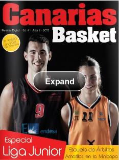 revista canarias basket mar-2013