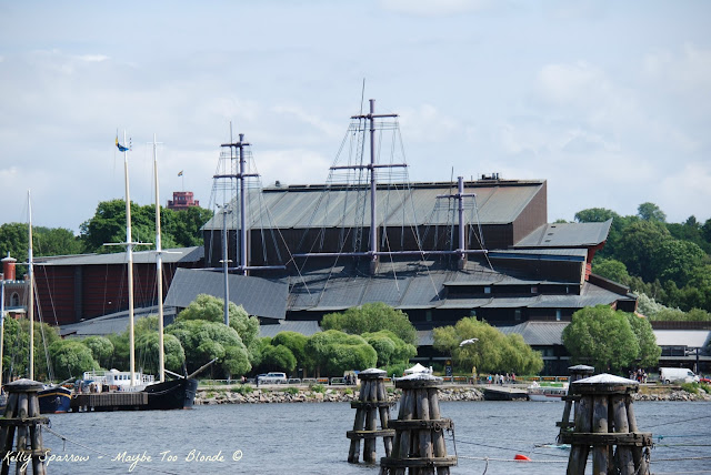 Vasa Ship, Stockholm Sweden