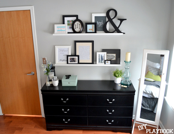 How To Decorate With Picture Ledges Diy Playbook