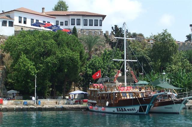Regresamos a puerto - Antalya