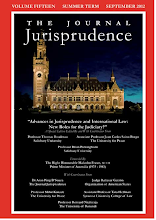 Journal Jurisprudence