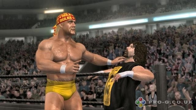 Download WWE Smackdown Vs raw 2007 Game for Windows XP