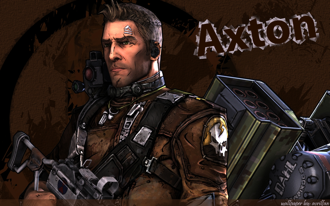 axton borderlands 2