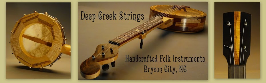 Deep Creek Strings - Hand Crafted Folk Instruments
