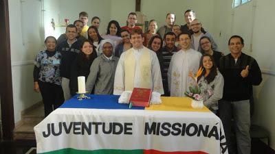 Juventude Missionária de São Paulo realiza encontro estadual e elege nova Coordenação