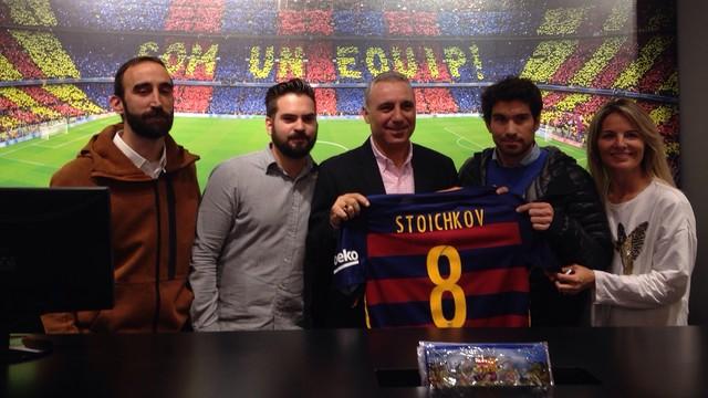 Inaugurada la tienda del FC Barcelona en México