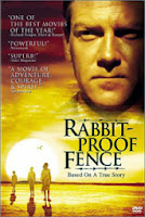Rabbit-proof fence