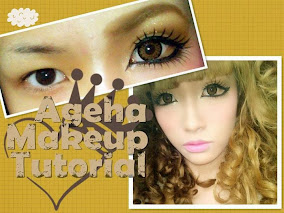 Gyaru - Ageha Makeup Tutorial