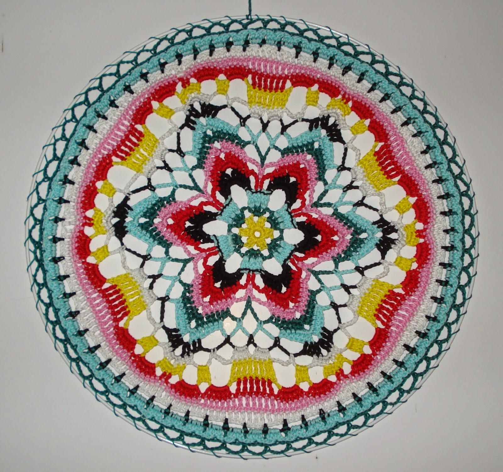 Avalons Creablog Starflower Mandala