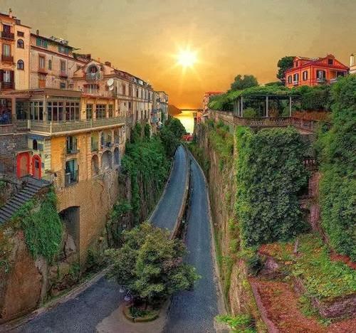 fotografia paisaje italia