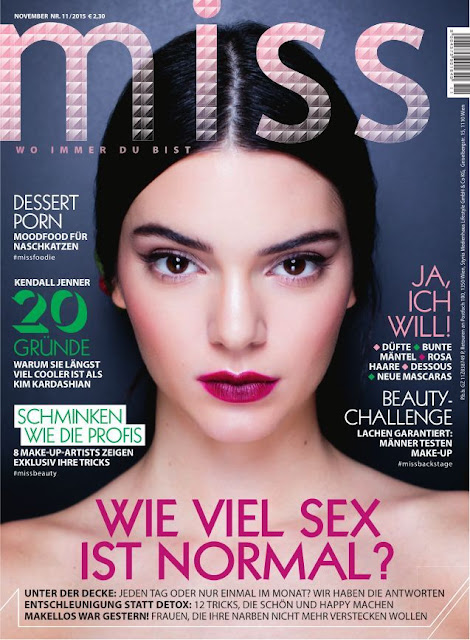 Broadcasters, Fashion Model @ Kendall Jenner - Miss Austria, November 2015