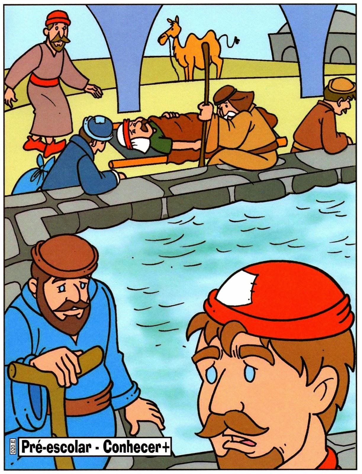 adalia helena lição 06 jesus cura um homem doente a cura do