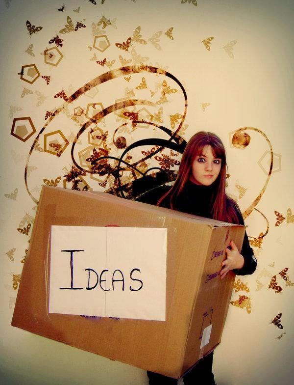 ý tưởng viết blog