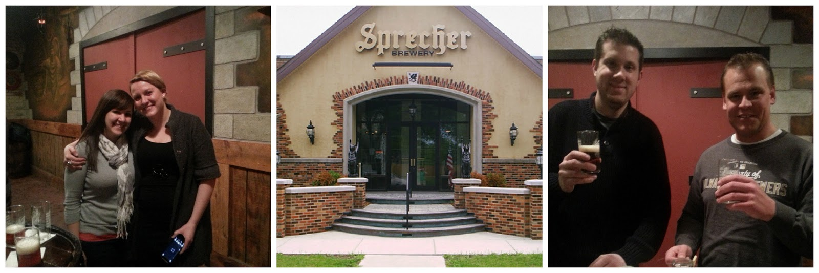 Sprecher Tour Review | Find your Dream