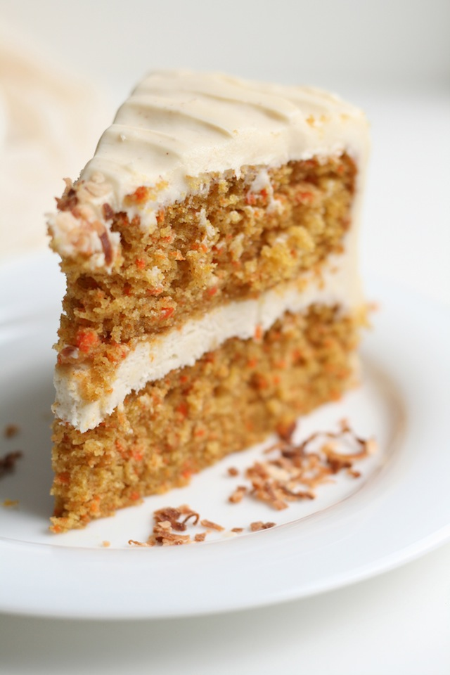 Lovely Morning Carrot Cake Recipe