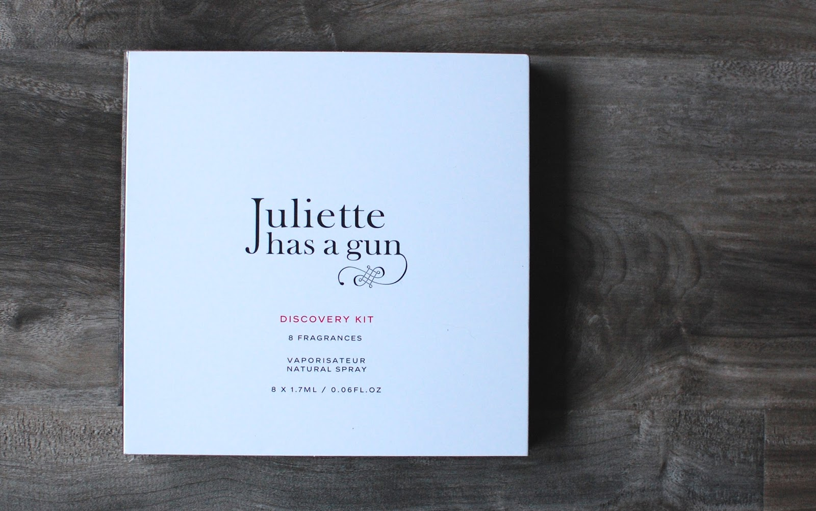 The Redolent Mermaid: Juliette Has A Gun: Discovery Kit